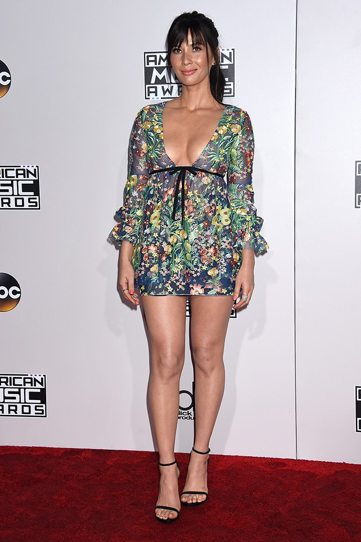 Olivia Munn American Music Awards