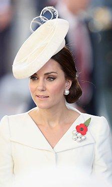Kate Middleton embarazada de su tercer hijo