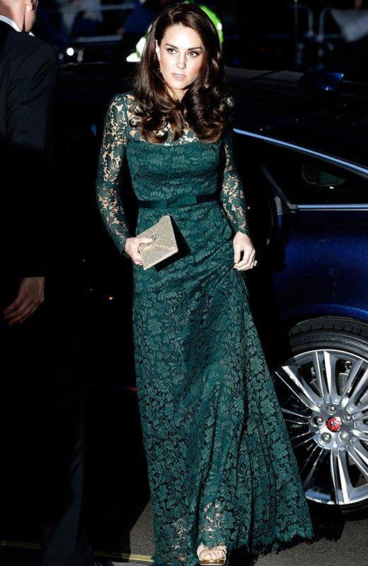 Kate Middleton vestido temperly london