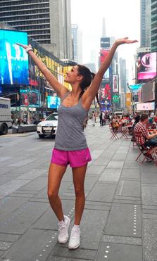 Kayla Itsines: el método fitness revolucionario