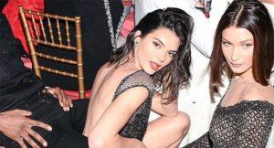 Kendall Jenner tiene algo que decir sobre su amistad con las hermanas Hadid