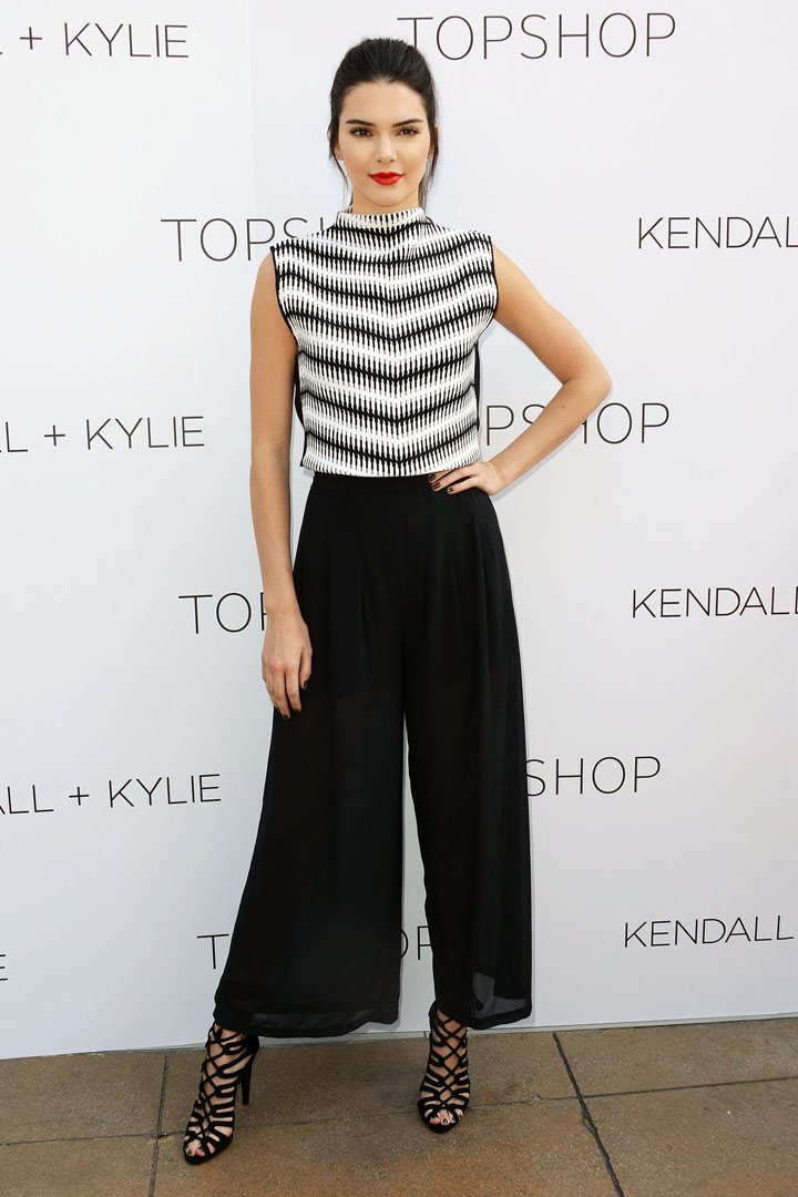 c7df7ce28 Kendall Jenner  80 mejores looks - StyleLovely