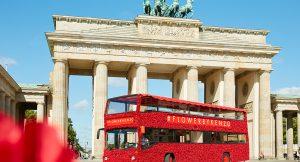 La fiesta del verano que inunda Berlín de amapolas