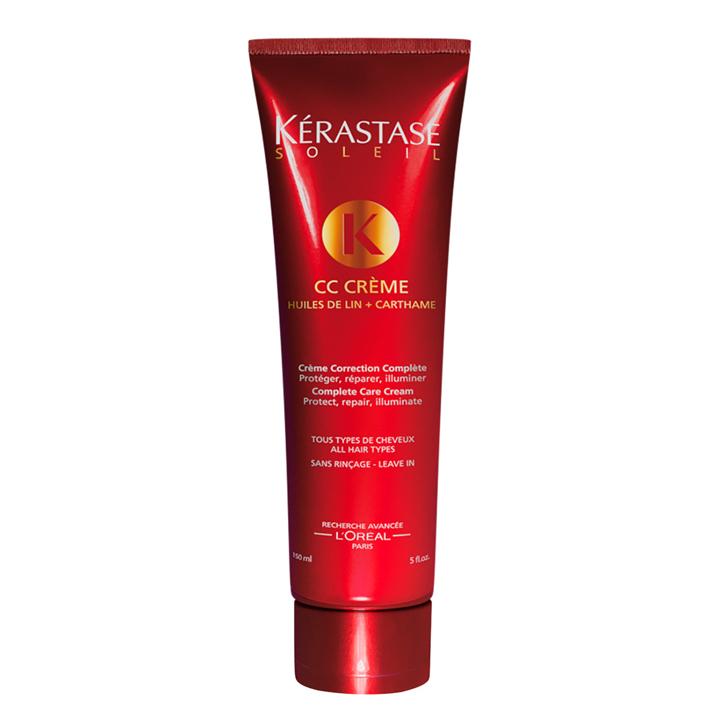Kérastase: productos proteger cabello del sol