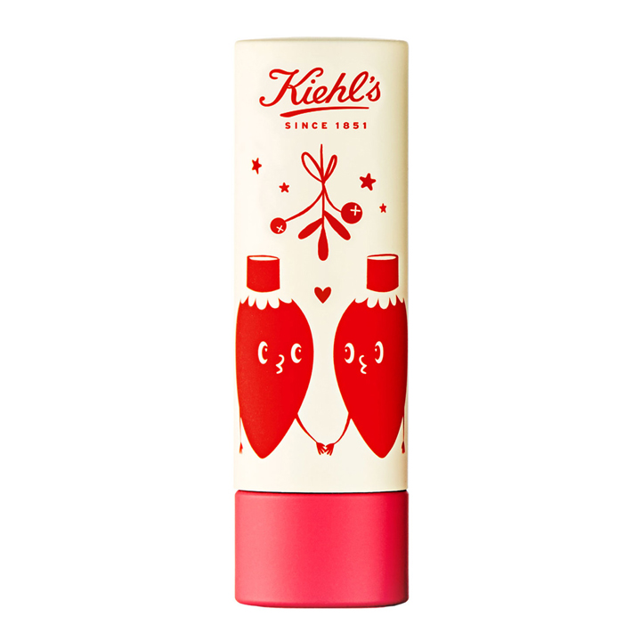 Bálsamo labial Butterstick Rose de Kiehl's: ediciones navideñas beauty