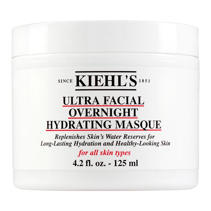 Mascarilla Ultra Facial Overnight de Kiehl's: productos para cuidar la piel