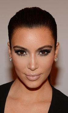 Los propósitos de año nuevo de Kim Kardashian