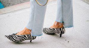 Los kitten heels vuelven a ser tendencia