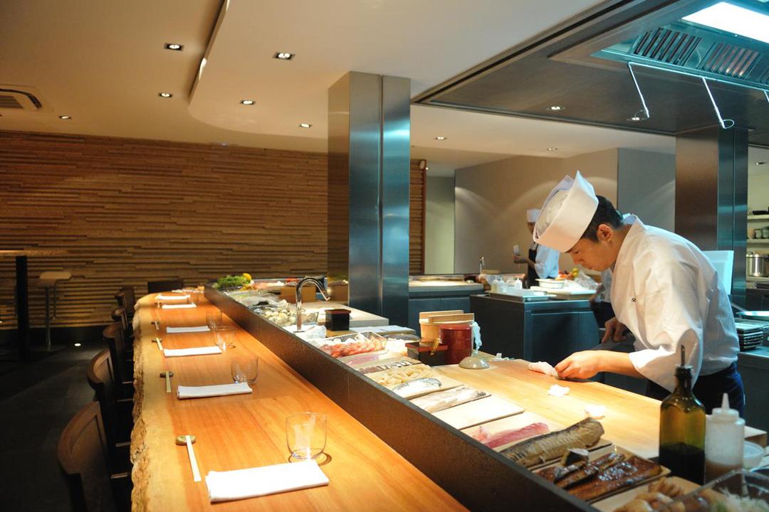 Koy Shunka: mejores restaurantes sushi España