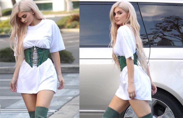 Kylie Jenner estilista
