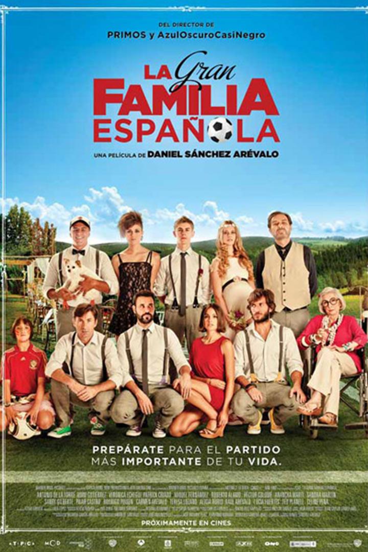 películas para ver en familia la gran familia española