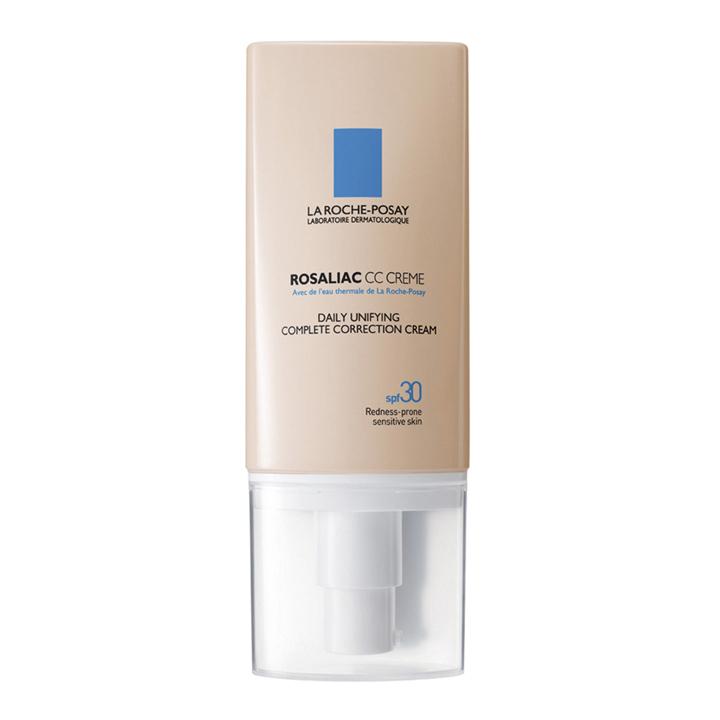 CC Cream Rosaliac de La Roche Posay: productos piel sensible