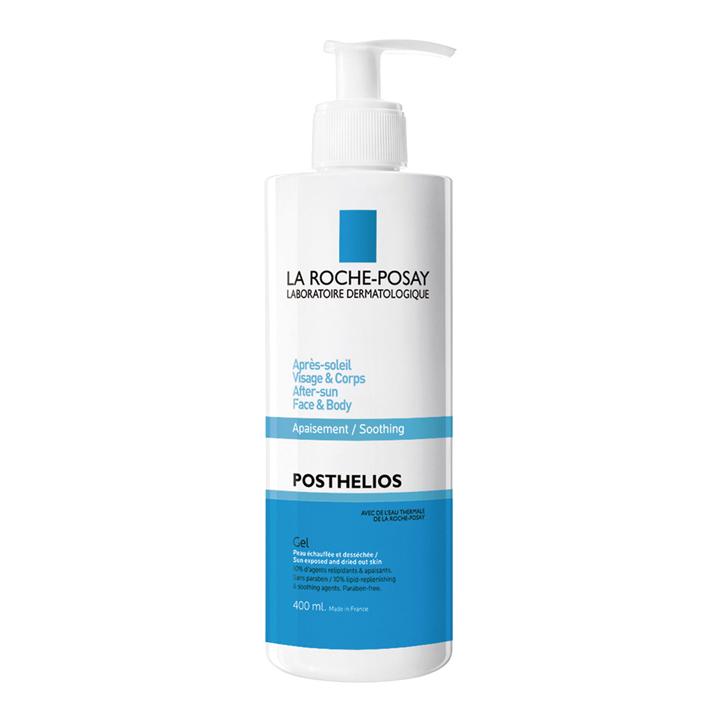 Gel After Sun Posthelios de La Roche-Posay: productos para cuidar la piel