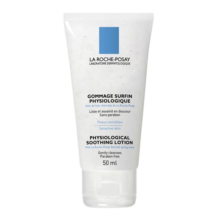 Exfoliante Fisiológico Piel Sensible de La Roche Posay: productos piel luminosa