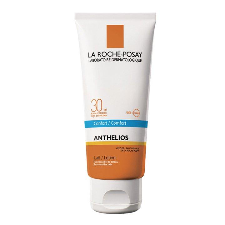 Leche Corporal Anthelios de La Roche-Posay: protectores solares que triunfan