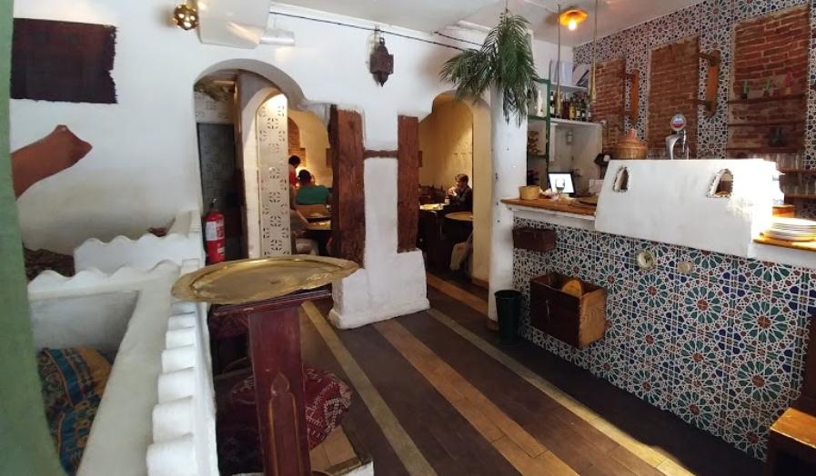 15 restaurantes seg n nacionalidades stylelovely - Restaurante la cocina del desierto ...