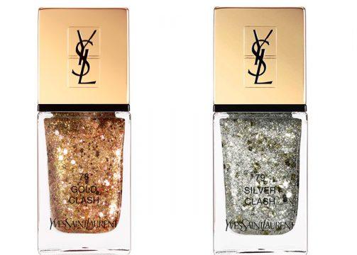 La Laque Couture Navidad Yves Saint Laurent