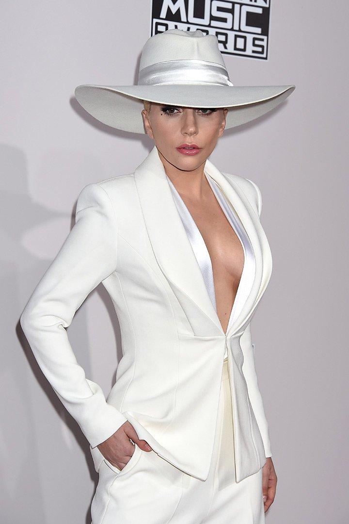 Lady Gaga American Music Awards premios