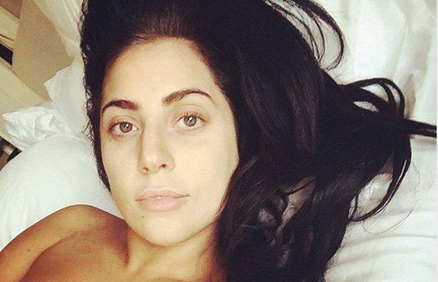 Lady Gaga, foto de su Instagram