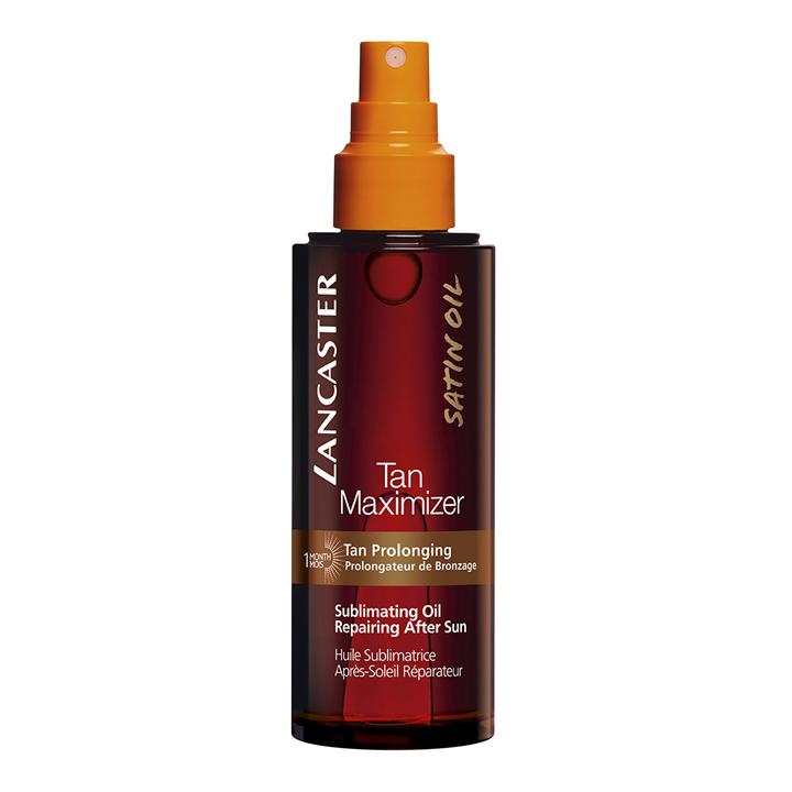 Aceite After Sun Tan Maximizer de Lancaster: productos para cuidar la piel