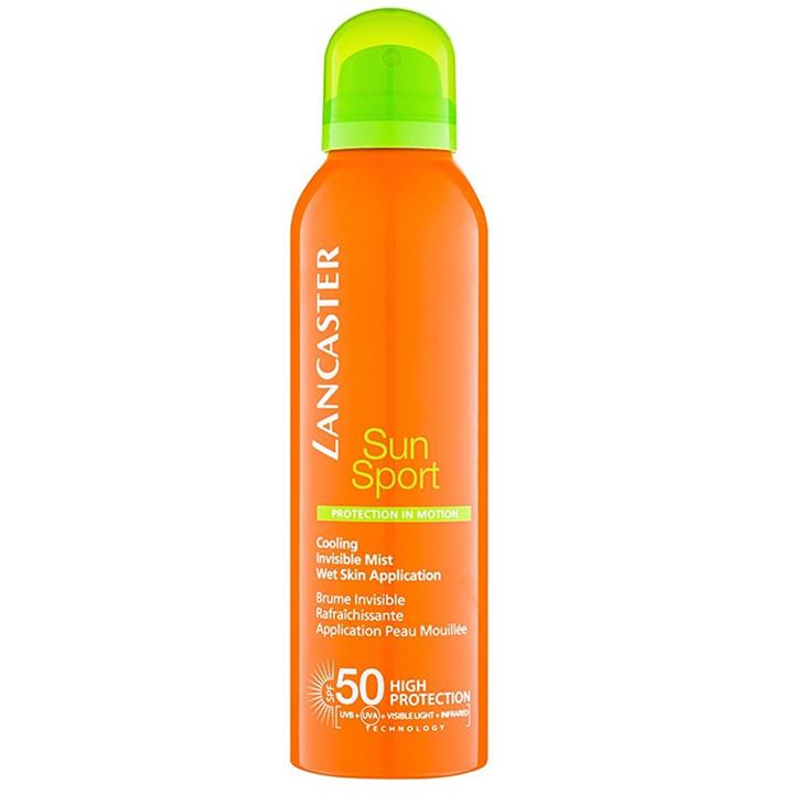 Bruma Corporal Sun Sport de Lancaster: cosmética para deportistas