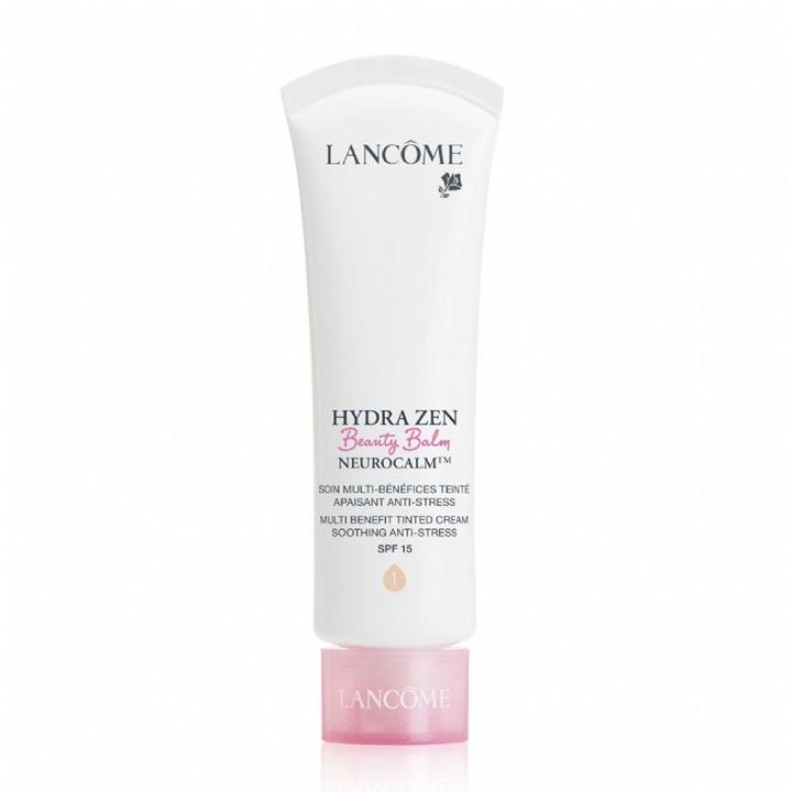 Hydra Zen Gel Teinte de Lancome: productos eliminar fatiga rostro