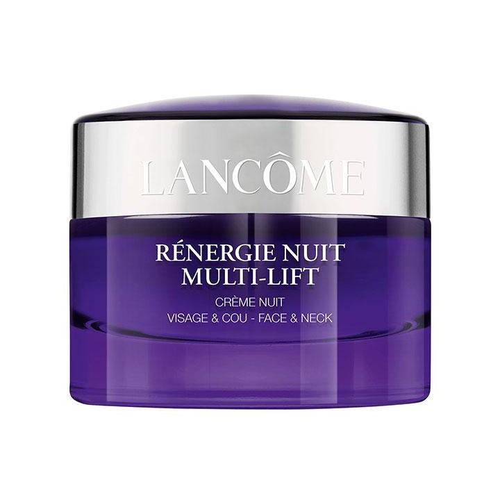 Lancome: Cremas antiarrugas mejores que botox