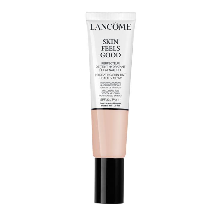 Skin Feels Good de Lancôme: cremas con color