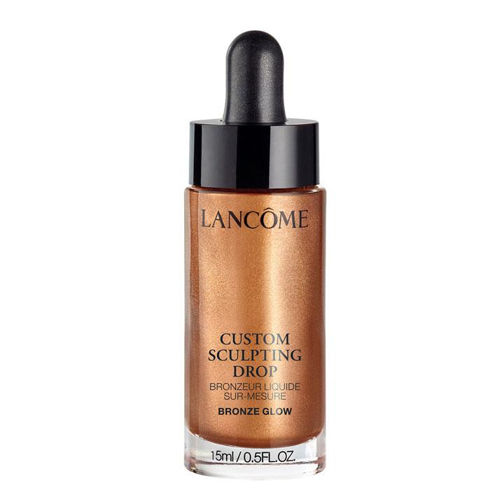 Custom Glow Drops de Lancôme: productos prolongar bronceado