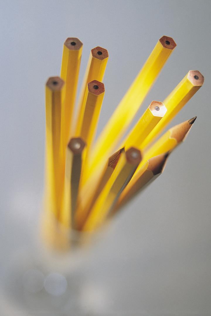 lapices amarillos