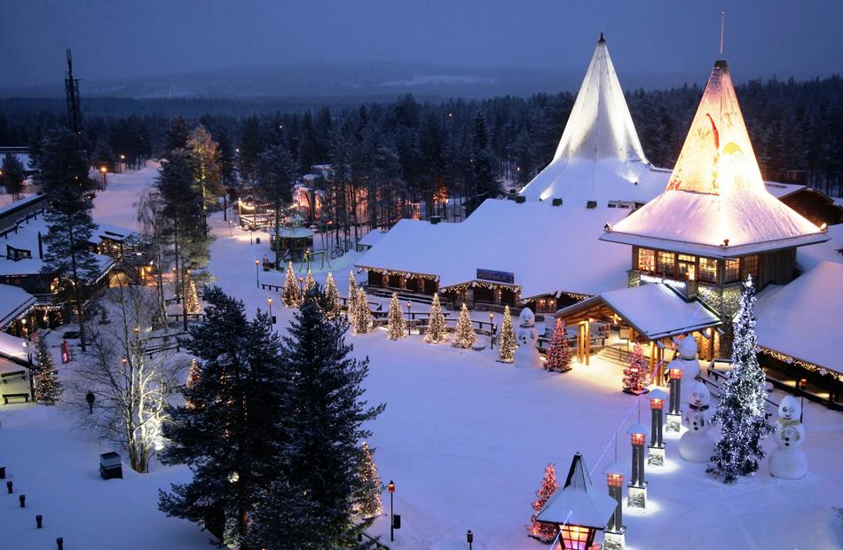 Laponia: destinos viajar en invierno