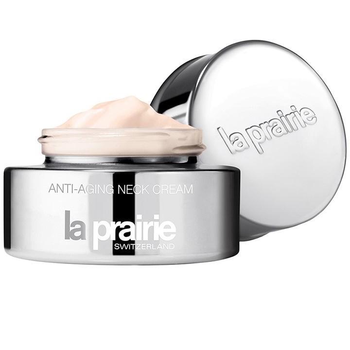 La Prairie: Cremas antiarrugas mejores que botox