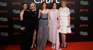 """Primeras imágenes de la segunda temporada de """"Las chicas del cable"""""""