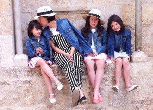 Mamás fashionistas