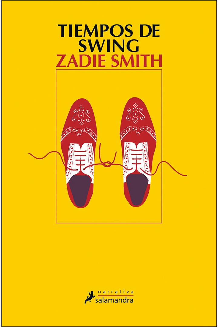 tiempos de swing de zadie smith en el corte inglés