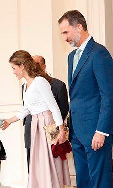 El bolso de la Reina Letizia que ha triunfado en Londres