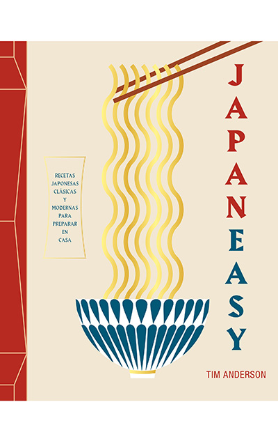 Libros de cocina: japaneasy