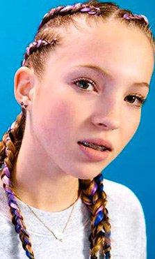 Esta es la primera campaña de Lila Grace, la hija de Kate Moss