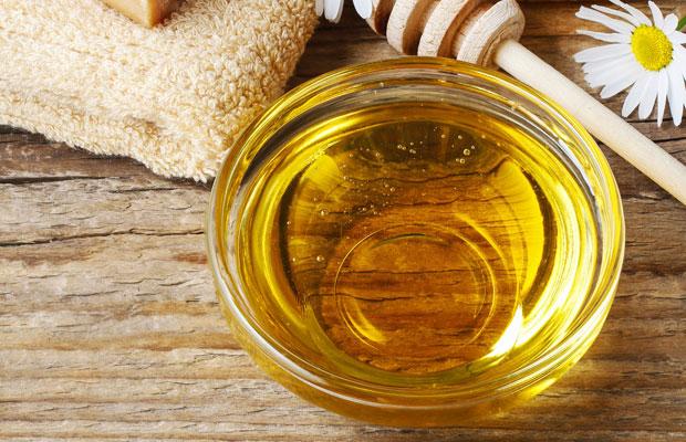Exfoliante con miel