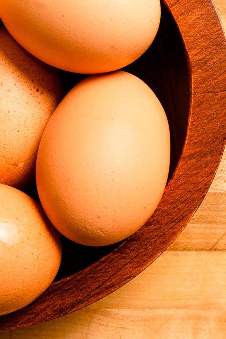 Limpieza de cutis con huevos