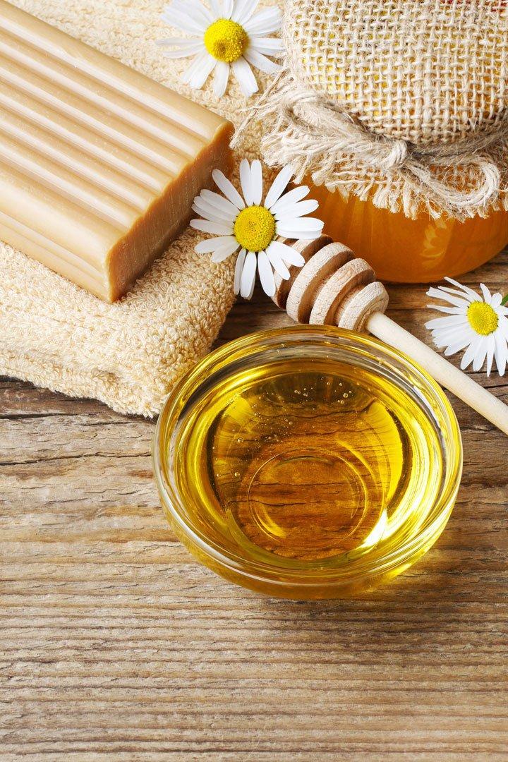 Limpieza de cutis con miel