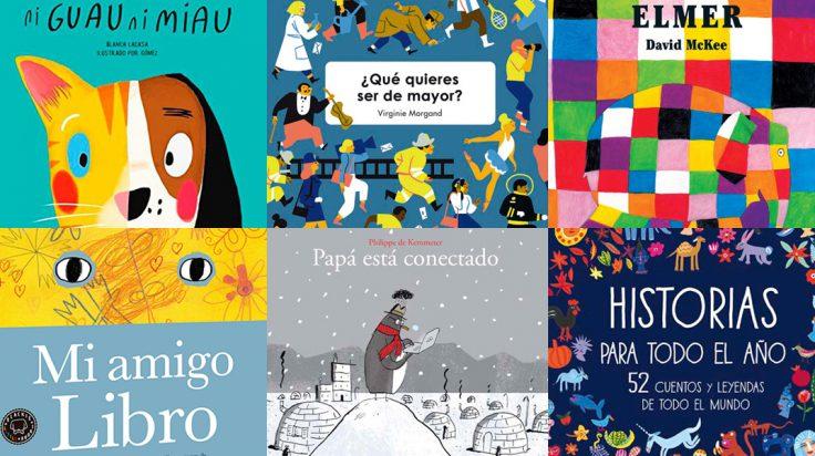 Libros para que los más pequeños se animen a leer Moda