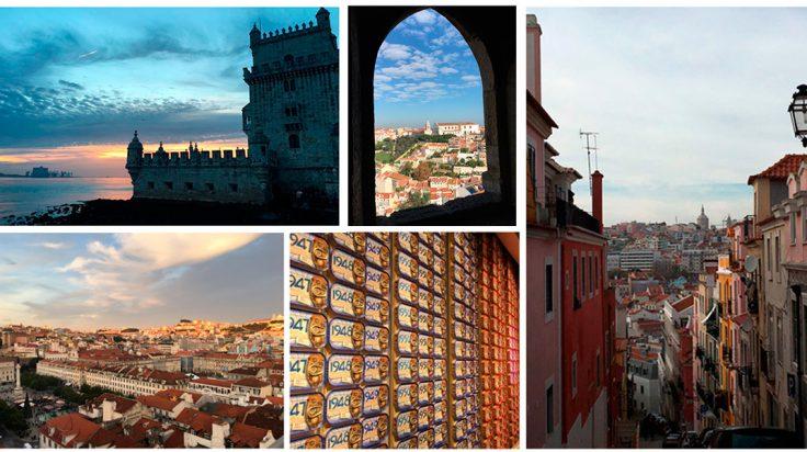Viajar a Lisboa fin de semana