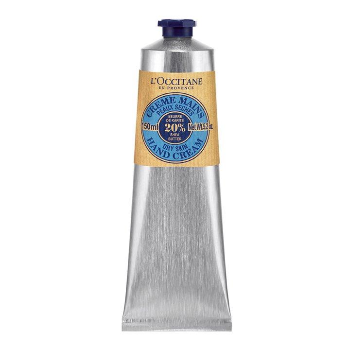 Crema de Manos Karité de L'Occitane: productos piel invierno