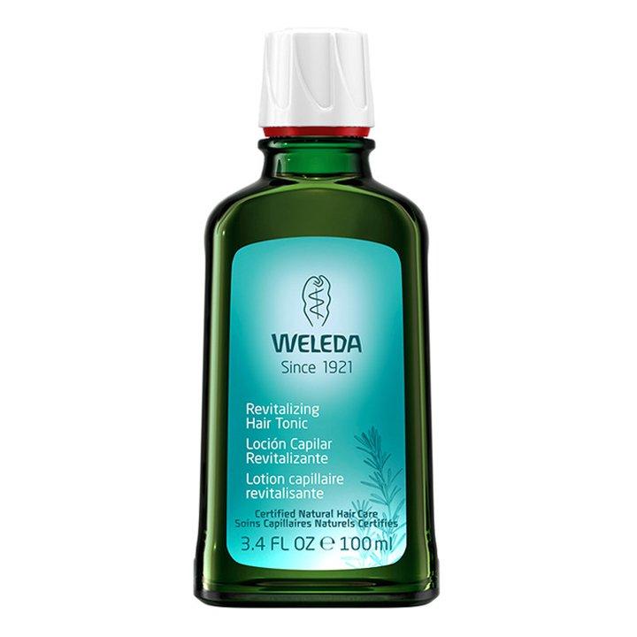 Loción Capilar Revitalizante con Romero de Weleda: productos cosmética natural