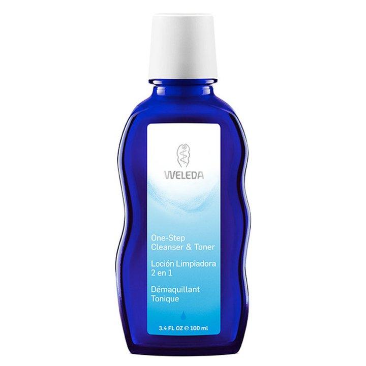 Loción Limpiadora 2 en 1 de Weleda: productos cosmética natural