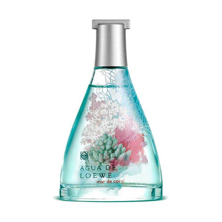 Agua de Loewe Mar de Coral de Loewe: perfumes para regalar esta navidad