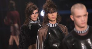 London Fashion Week Versus Versace FW/17-18