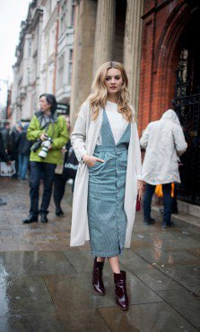 Look London Fashion Week Otoño Invierno 2016