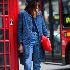 Street Style LFW 2015